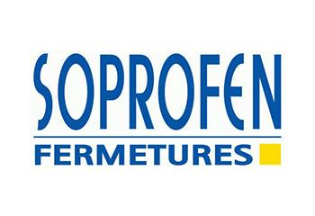 Logo soprofen fermetures