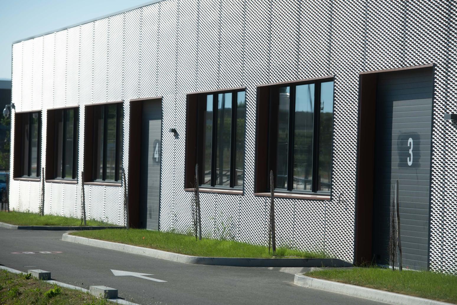 Lot menuiserie / serrurerie CFAI Drôme